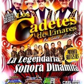 Image for Los Cadetes de Linares y La Sonora Dinamita en Vivo!