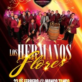 Image for Los Hermanos Flores En Concierto En Las Vegas,NV