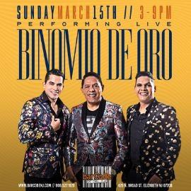 Image for El Binomio de Oro Performing Live @barCode CONFIRMED NEW DATE