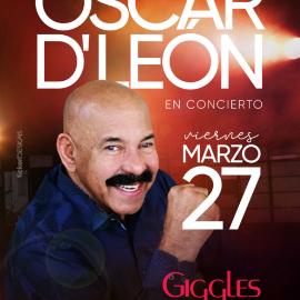 Image for OSCAR D' LEON EN LOS ANGELES