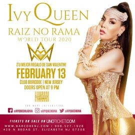 Image for Ivy Queen Performing Live @barCode