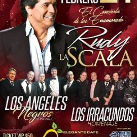 Image for Rudy la Scala en Concierto en Mango's Nightclub! CANCELED