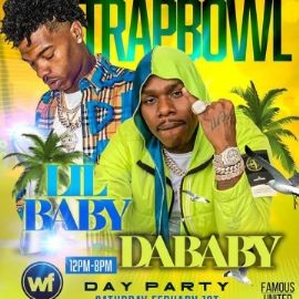 Image for Big Game Weekend Lil Baby & Dababy Live At Wynwood Factory
