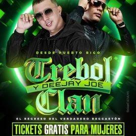 Image for Trebol Clan junto a Deejay Joe en Concierto!