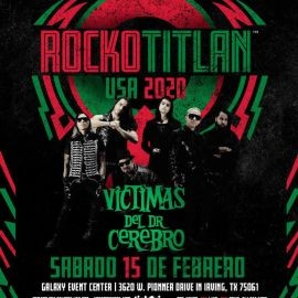 Image for Victimas del Dr. Cerebro en Dallas,TX
