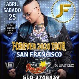 Image for El Inmortal Jacob Forever en San Francisco,CA