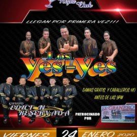 Image for Los Yes-Yes En Concierto En Porterville, CA