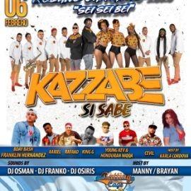 Image for Kazzabe - Miami, FL (Sei Sei Bei, Gira USA)