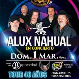 Image for Alux Nahual en Las Vegas