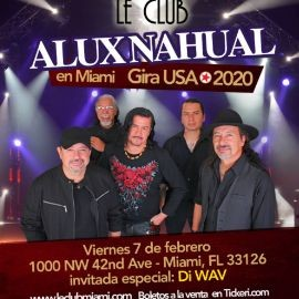 Image for Alux Nahual en Miami