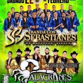 Image for Banda Los Sebastianes y Alacranes Musical en Hartford, CT