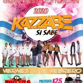 Image for Kazzabe - Columbia, SC (Sei Sei Bei, Gira USA)