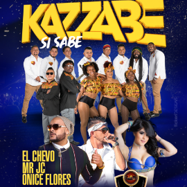 Image for Kazzabe, Chevo, Mr Jc, Onice - Hyattsville, MD (Sei Sei Bei, Gira USA)