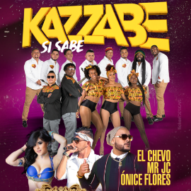 Image for Kazzabe, Chevo, Mr Jc, Onice - Baltimore, MD (Sei Sei Bei, Gira USA)