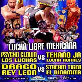 Image for Lucha Libre Mexicana En Anaheim,CA