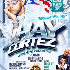 Image for POSTPONED: White Party Con Jhay Cortez En Providence,RI NEW DATE CONFIRMED