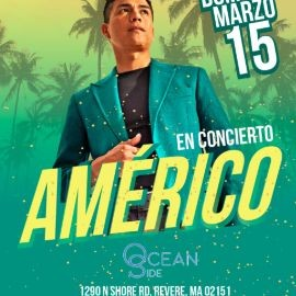 Image for Americo en Boston CANCELED
