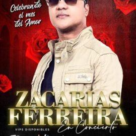 Image for ZACARIAS FERREIRA EN CONCIERTO