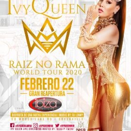Image for Ivy Queen en Vivo en South Carolina!