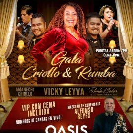 Image for Gala Criollo & Rumba