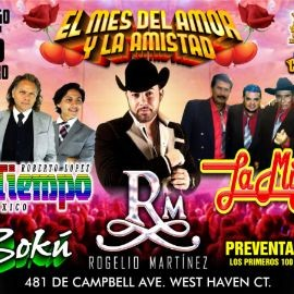 Image for Rogelio Martinez,El Tiempo De Mexico y Mas En West Haven,CT