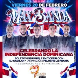 Image for Maxbanda @ Fuego Night Club Orlando FL
