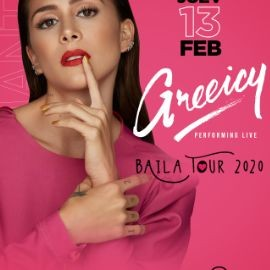 Image for GREEICY BAILA TOUR 2020