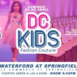 Image for DC Kids Fashion Couture en Springfield POSTPONED