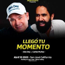 Image for Alex Dey & Carlos Muñoz En San Jose,CA