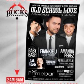 Image for After Party oficial del Old School Love Concert de Baby Bash, Frankie J & Amanda Perez!