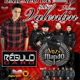 Image for Voz De Mando, Regulo Caro & Banda SP En Concierto  En Jerome, ID
