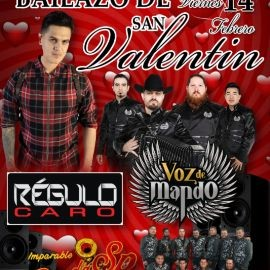 Image for Voz De Mando, Regulo Caro & Banda SP En Concierto En Elko,NV