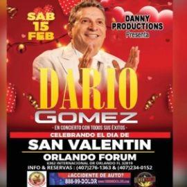 Image for Dario Gomez En Concierto En Orlando,FL