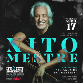 Image for Nito Mestre en Washington DC