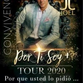 Image for Jose Joel Tour 2020 En Stanton,CA