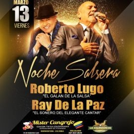 Image for Roberto Lugo & Ray De La Paz En Concierto En Woodside,NY CANCELED