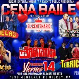Image for Cena Baile Con Los Muecas,Los Corazones Solitarios y Mas En Gilroy,CA