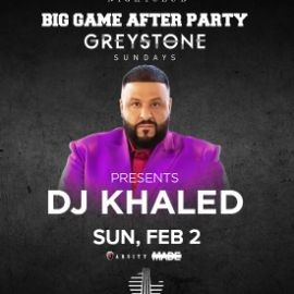 Image for Big Game Weekend After Party DJ Khaled Live At Daer Nightclub