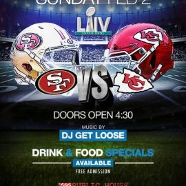 Image for Super Bowl Party At Public House