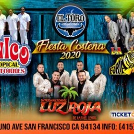 Image for Fiesta Costeña 2020 Con Conjunto Acapulco Tropical y Mas En San Francisco,CA