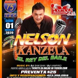 Image for Nelson Kanzela En Concierto En Chattanooga,TN