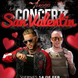 Image for Nio Garcia, Casper Magico Y Mas Concert San Valentin