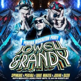 Image for Jowell & Randy Live At SL Lounge