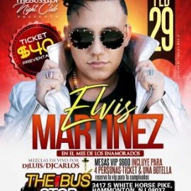 Image for Elvis Martinez En Concierto En Hammonton,NJ
