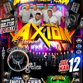 Image for Grupo Axion,Sonora Los Angeles y Mas En Canoga Park,CA