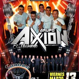 Image for Grupo Axion El Movimiento,Sonora Los Angeles y Mas En Concierto CANCELED
