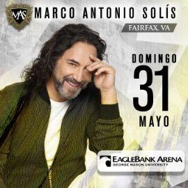 Image for POSTPONED: Marco Antonio Solis: El Mas Querido En Concierto!