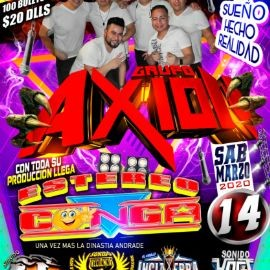 Image for Grupo Axion El Movimiento y Mas En Los Angeles,CA CANCELED