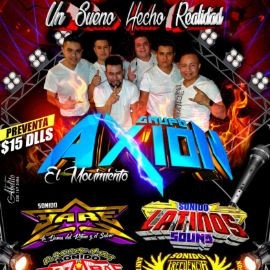 Image for Grupo Axion El Movimiento y Mas En San Diego,CA canceled