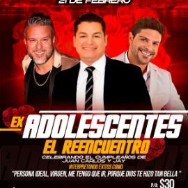 Image for Ex ADOLESCENTES - El Reencuentro